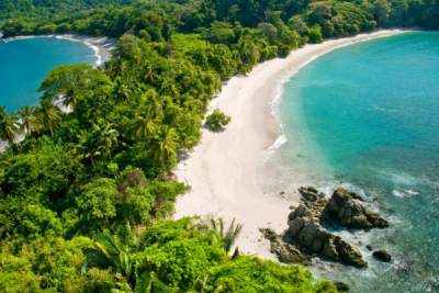 Beach of Manuel-Antonio-National-Park