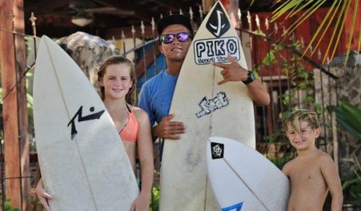Costa Rica Jaco Surf Lesson