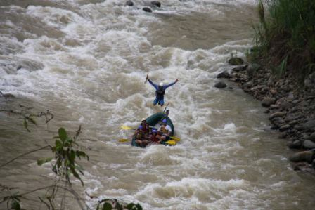 Costa Rica Rafting Savegre