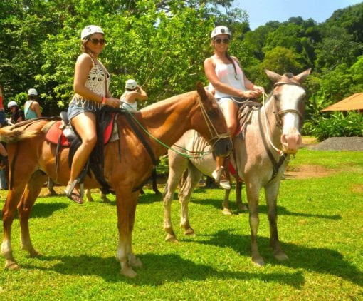 Jaco Beach Horseback Tour