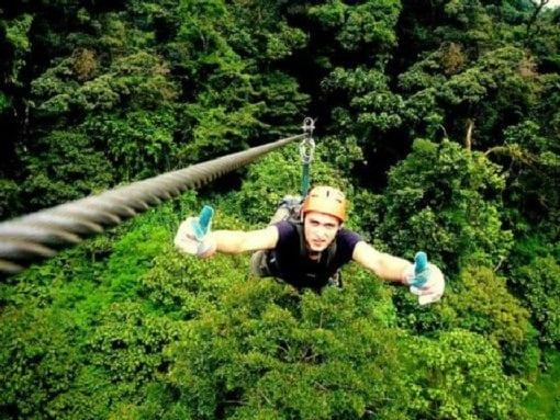Jaco Costa Rica ZipLine