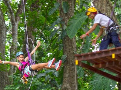 Jaco Rope Tours Costa Rica