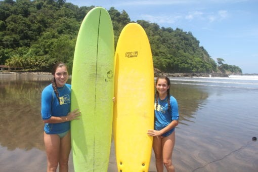 Ready to Surf Girls