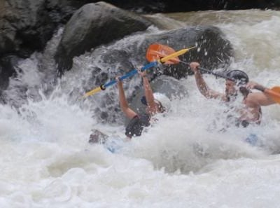 Savegre Rafting
