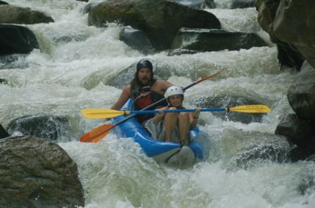 Savergre CostaRica Rafting